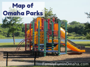 Map of Omaha Parks