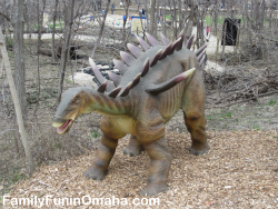 Dinosaurs Alive2 | Family Fun in Omaha