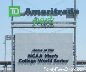 College World Series   Family Fun in Omaha