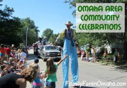 Omaha Area Community Celebrations | Family Fun in Omaha
