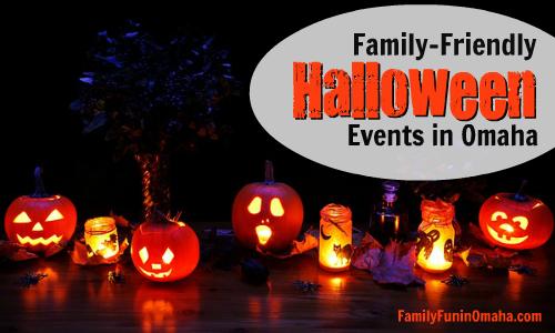 Halloween Events in Omaha   Family Fun in Omaha