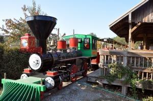 Train at Vala's