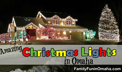 Christmas Lights in Omaha | Family Fun in Omaha