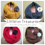 Littleton Treasures Logo