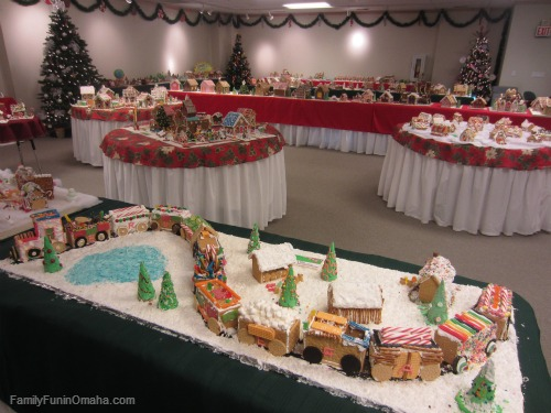 Gingerbread Houses Omaha