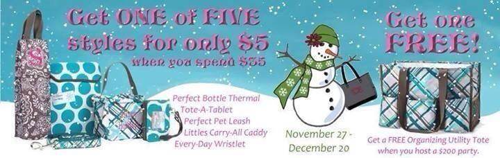 Thirty One Gifts - December Special