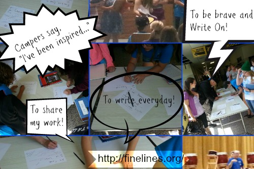 Fine Lines Creative Writing Camp-2