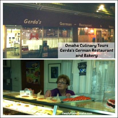 Omaha Culinary Tours - Gerda's