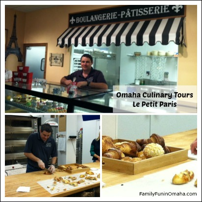 Omaha Culinary Tours - Le Petit Paris