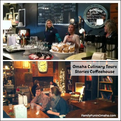 Omaha Culinary Tours - Stories Coffeehouse