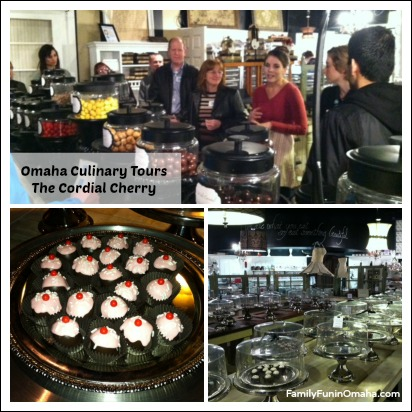 Omaha Culinary Tours - The Cordial Cherry