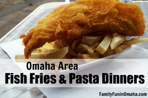 Omaha area fish fries and pasta dinners with map for Fish fry in my area