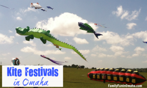 Kite Festivals in Omaha | Family Fun in Omaha