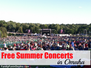 Free Summer Concerts in Omaha | Family Fun in Omaha
