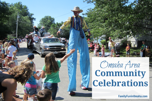 Omaha Area Community Celebrations | Family Fun in Omaha
