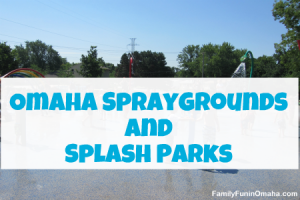 Omaha Spraygrounds | Family Fun in Omaha