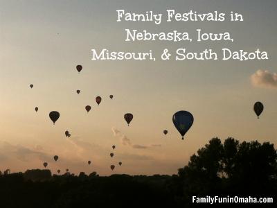 Family Festivals in Nebraska_Iowa_Missouri_SouthDakota | Family Fun in Omaha