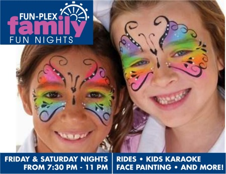 Family Fun Nights - FunPlex