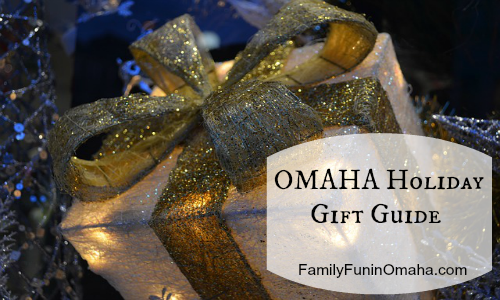 Omaha Holiday Gift Guide | Family Fun in Omaha