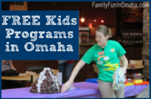 Free Kids Programs in Omaha | Family Fun in Omaha