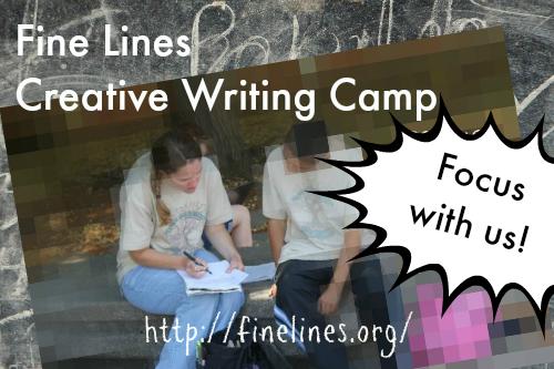 Fine Lines Creative Writing Camp