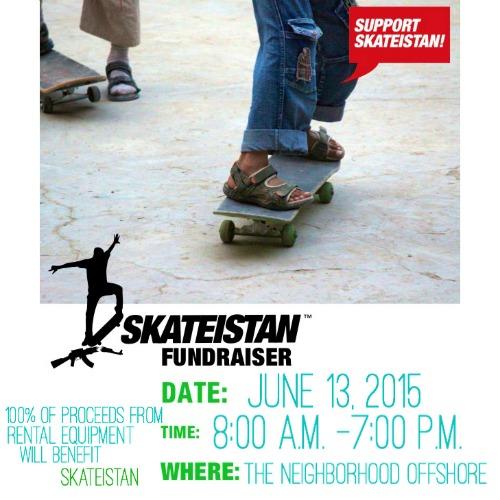 Skateistan |The Neighborhood Offshore
