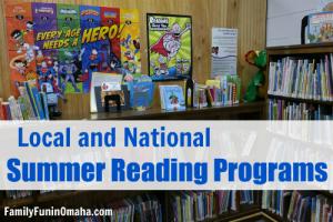 Summer Reading Programs | Family Fun in Omaha
