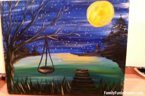 Vino van Gogh| Family Fun in Omaha