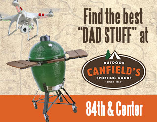 Canfield's Father's Day