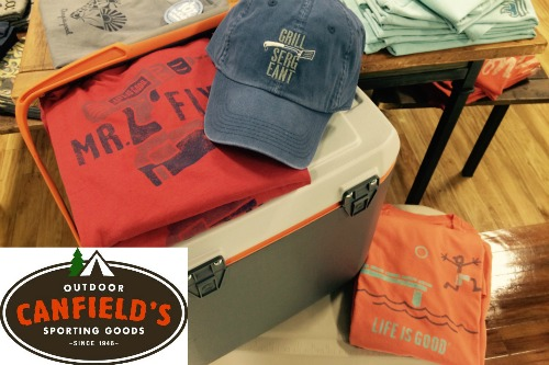 Life is Good T-Shirts - Canfields