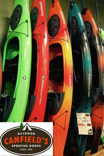 Wilderness Systems Pungo 120 recreation kayak - Canfields