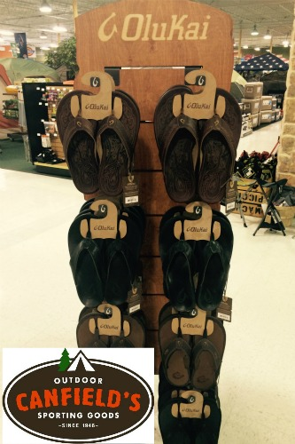 Olukai Nui sandals - Canfields