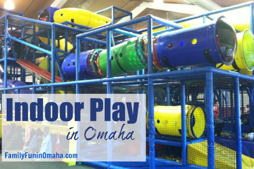 Indoor Playgrounds And Activities In Omaha
