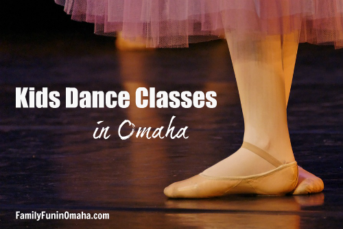 Kids Dance Classes in Omaha | Family Fun in Omaha
