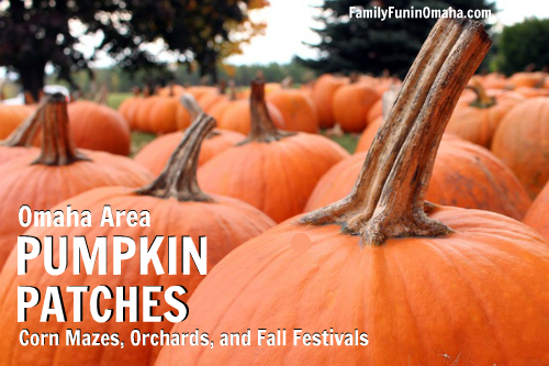 Omaha Area Pumpkin Patches, Corn Mazes, and Fall Festivals | Family Fun in Omaha