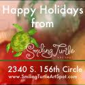 Smiling Turtle Art Spot