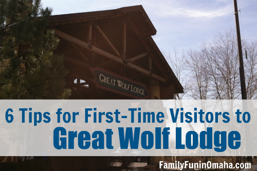 First Time Visitors - Great Wolf Lodge | Family Fun in Omaha