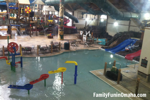 Great Wolf Lodge Family Fun in Omaha