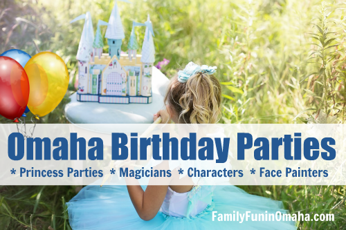 Omaha Kids Birthday Parties - Entertainers | Family Fun in Omaha