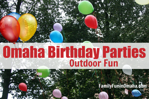 Omaha Birthday Parties - Outdoor Fun | Family Fun in Omaha