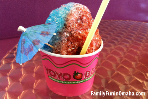 Yo Yo Berri Shaved Ice | Family Fun in Omaha