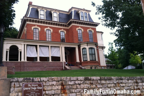 Historic General Dodge House | Family Fun in Omaha