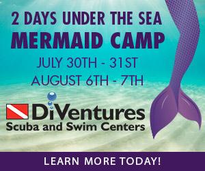 Mermaid Camp DiVentures | Family Fun in Omaha