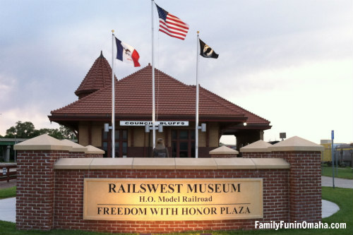 RailsWest Museum | Family Fun in Omaha