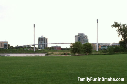 Tom Hanafan Rivers Edge Park | Family Fun in Omaha