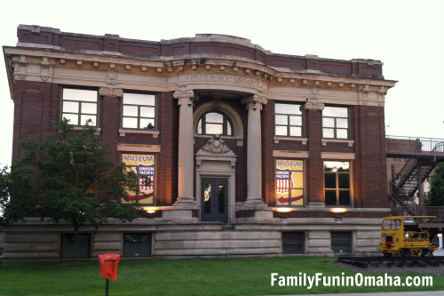 Union Pacific Railroad Museum | Family Fun in Omaha