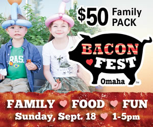 BaconFest at Omaha Kroc Center