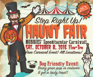 Nobbies Haunt Fair 2016
