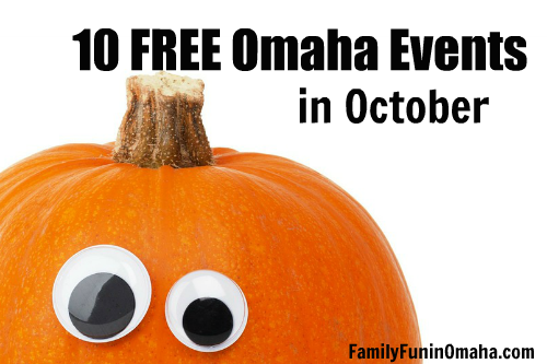 10 Free October Events in Omaha | Family Fun in Omaha