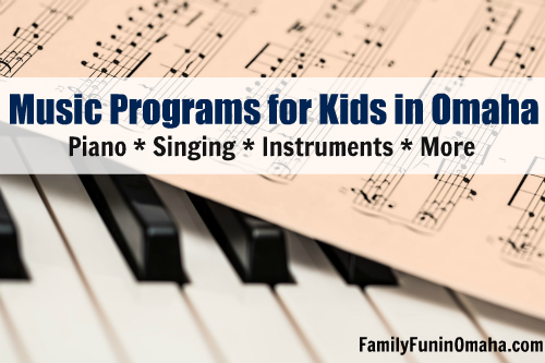 Kids Music Classes and Programs in Omaha | Family Fun in Omaha